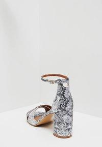 RISA - Sandals - schlange - 3
