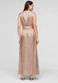 s.Oliver BLACK LABEL - Maxi dress - beige - 2