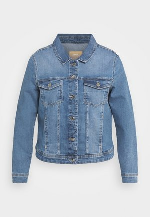 CARWESPA LIFE JACKET - Denim jacket - light blue denim