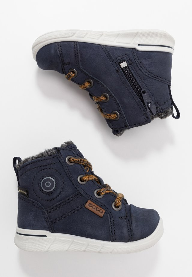 FIRST  - Baby shoes - night sky