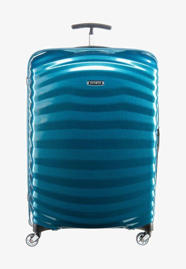 LITE-SHOCK SPINNER (75CM) - Wheeled suitcase - petrol