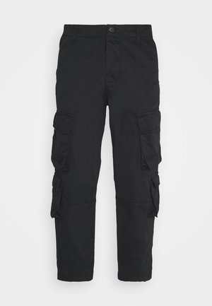 CARTER TROUSERS - Broek - black