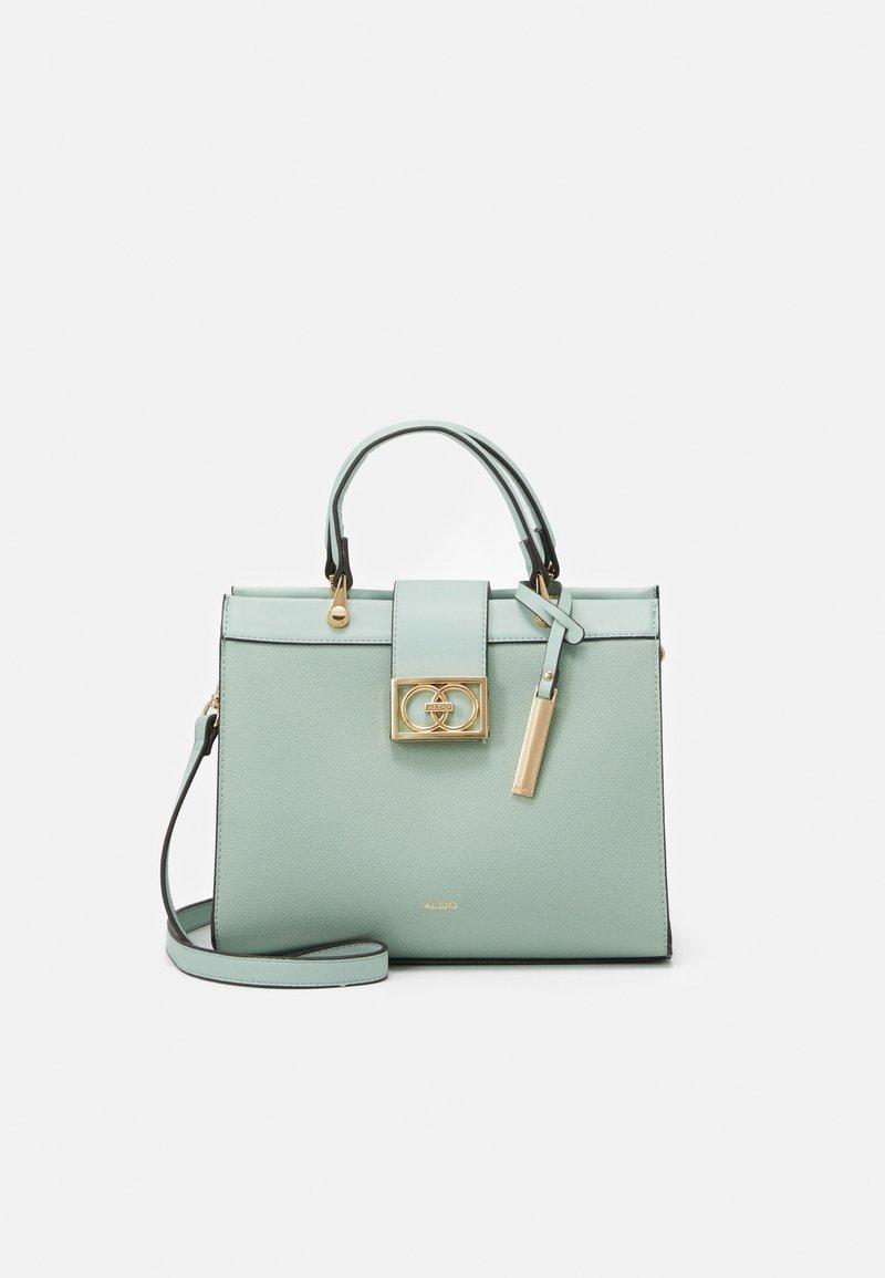 ALDO - AMALL - Handbag - light green