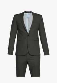 Viggo - GOTHENBURG SUIT SET - Kostym - khaki - 9