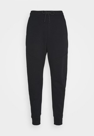 M NSW TCH FLC JGGR - Pantalon de survêtement - black