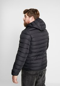 Brave Soul - GRANTPLAIN PLUS - Winter jacket - black - 2