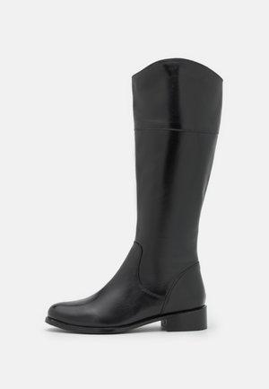 SEANA - Vysoká obuv - noir