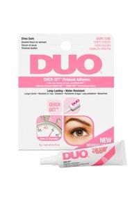 DUO - DUO QUICK SET - False eyelashes - dark - 1