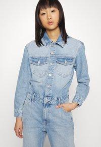 ONLY Petite - ONLINC DREA LIFE  - Jumpsuit - light blue denim - 3