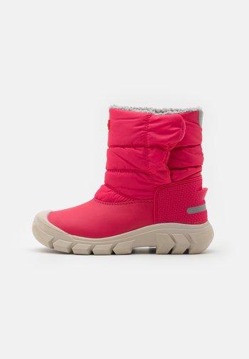 ORIGINAL KIDS - Winter boots - bright pink