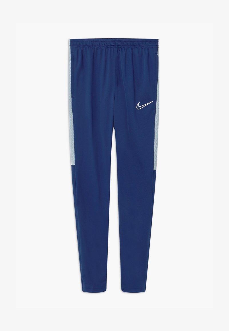 Nike Performance - DRY - Pantalones deportivos - deep royal blue/light armory blue/white