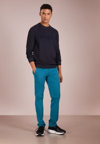 BOSS - WAYMAN - Sweatshirt - dark blue - 1