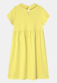 Charabia - Jersey dress - straw yellow - 1