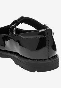 Next - Ankle strap ballet pumps - black - 3