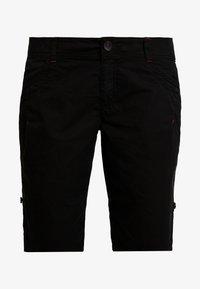 s.Oliver - Shorts - black - 5