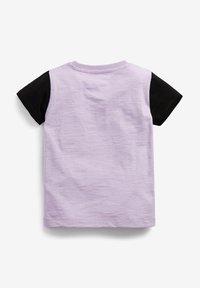 Next - Print T-shirt - lilac - 1