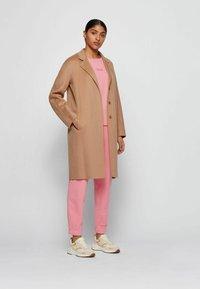 BOSS - C_ELINA_ACTIVE - Long sleeved top - light pink - 1