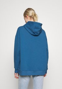 Nly by Nelly - OVERSIZED HOODIE - Sweat à capuche - blue - 2