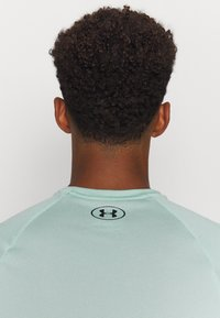 Under Armour - TECH NOVELTY - Basic T-shirt - enamel blue - 3