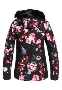 Roxy - Waterproof jacket - true black blooming party - 1