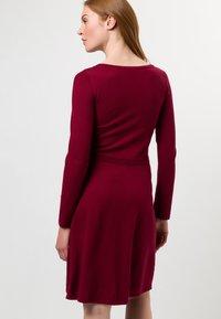zero - Jumper dress - claret red - 2