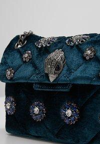 Kurt Geiger London - MINI KENSINGTON BAG - Across body bag - blue - 6