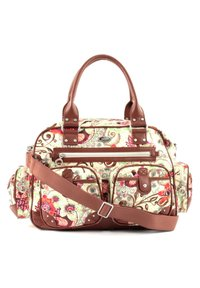 Oilily - TROPICAL BIRDS CARRY ALL - Weekend bag - off white - 2