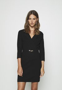 Morgan - Jumper dress - noir - 0