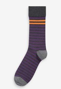 Next - 5 PACK - Socks - dark blue - 3