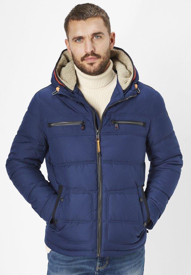 ORLANDO - Winter jacket - blue