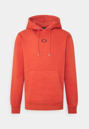 ECO HOOD - Hoodie - orange