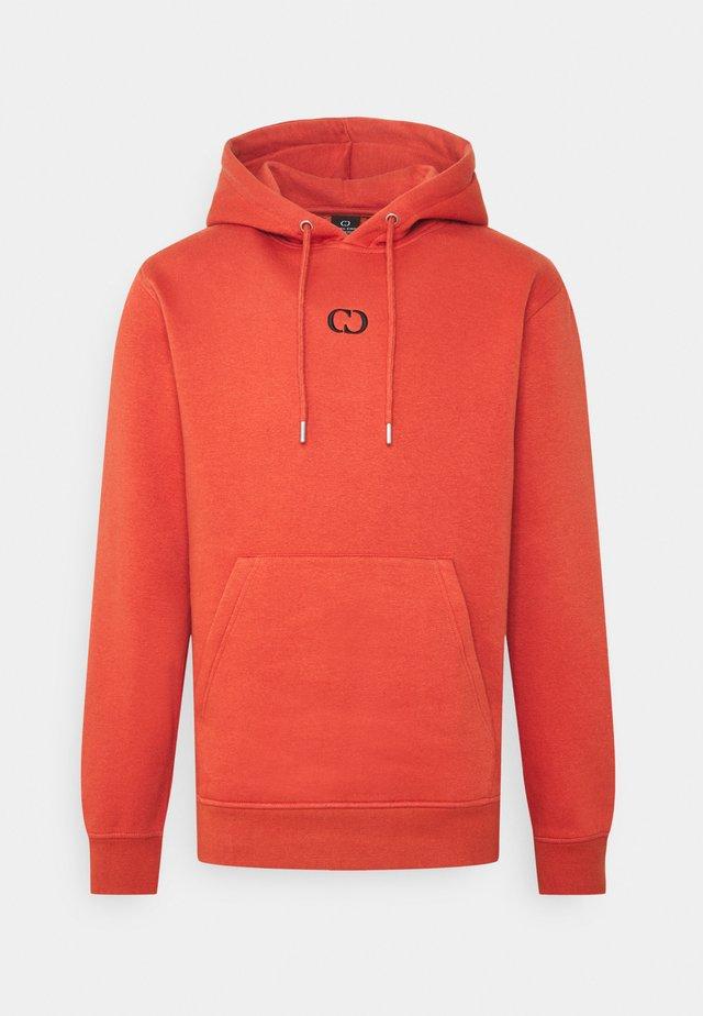 ECO HOOD - Sweat à capuche - orange