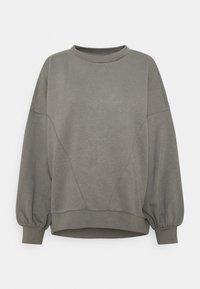 ONLY - ONLMASE OVERSIZE - Sweatshirt - dark grey - 0