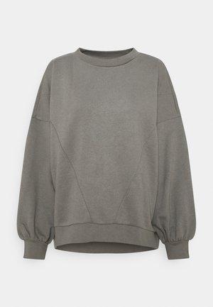 ONLMASE OVERSIZE - Sweatshirt - dark grey