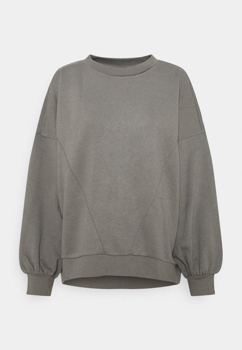 ONLY - ONLMASE OVERSIZE - Sweatshirt - dark grey