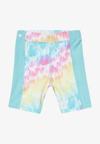 South Beach - GIRLS  - Leggings - rainbow/light blue - 2