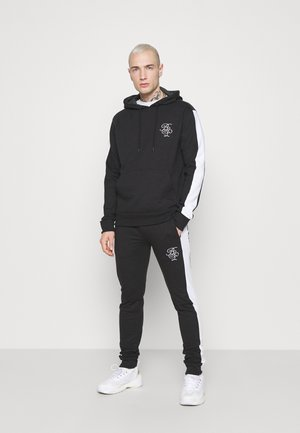 ARLO SET - Zip-up hoodie - black