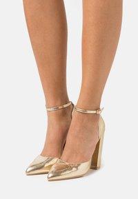 RAID - MAHI - High heels - gold - 0