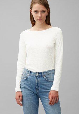 LONGSLEEVE - Long sleeved top - off white