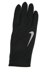 Nike Performance - RUN DRY HEADBAND AND GLOVE SET - Guantes - black/anthracite/silver - 6