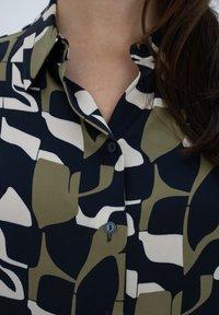 someday. - Button-down blouse - black - 3