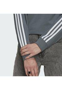 adidas Originals - Long sleeved top - blue oxide - 5