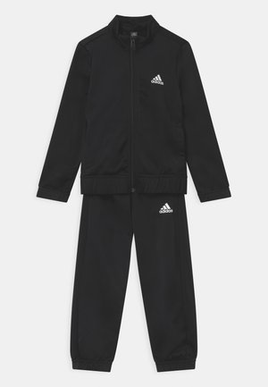 SET UNISEX - Tracksuit - black/white