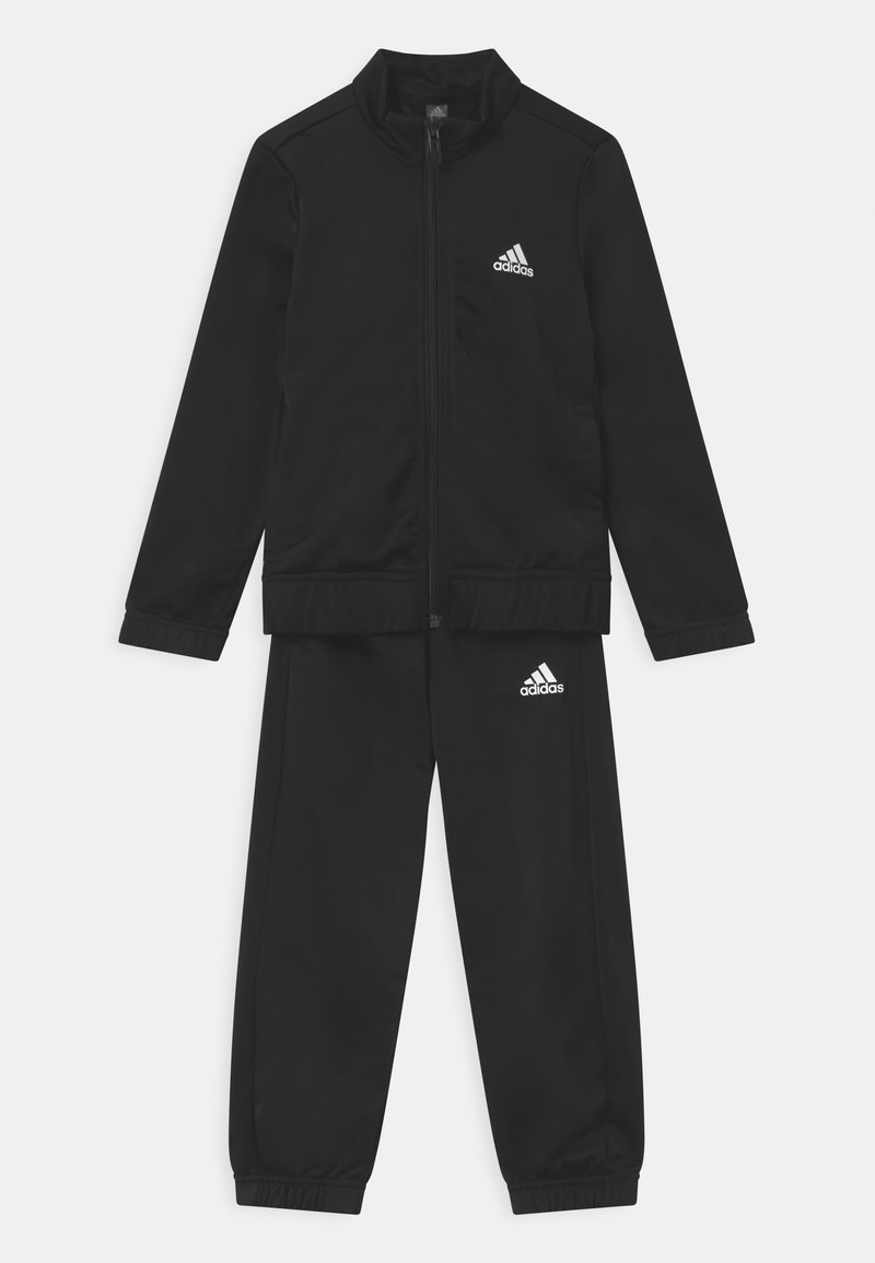 adidas Performance - SET - Tepláková souprava - black/white