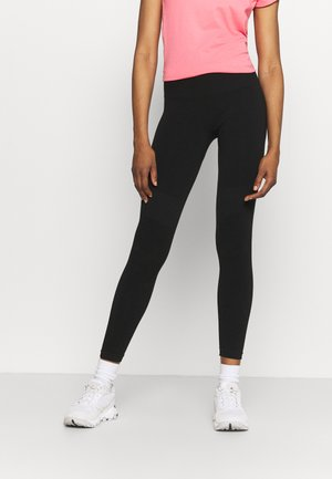 MOTION SEAMLESS HIGH RISE - Leggings - black