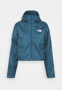 The North Face - CROPPED QUEST JACKET  - Hardshell jacket - monterey blue - 7