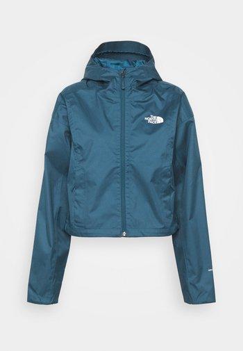 CROPPED QUEST JACKET  - Hardshell jacket - monterey blue