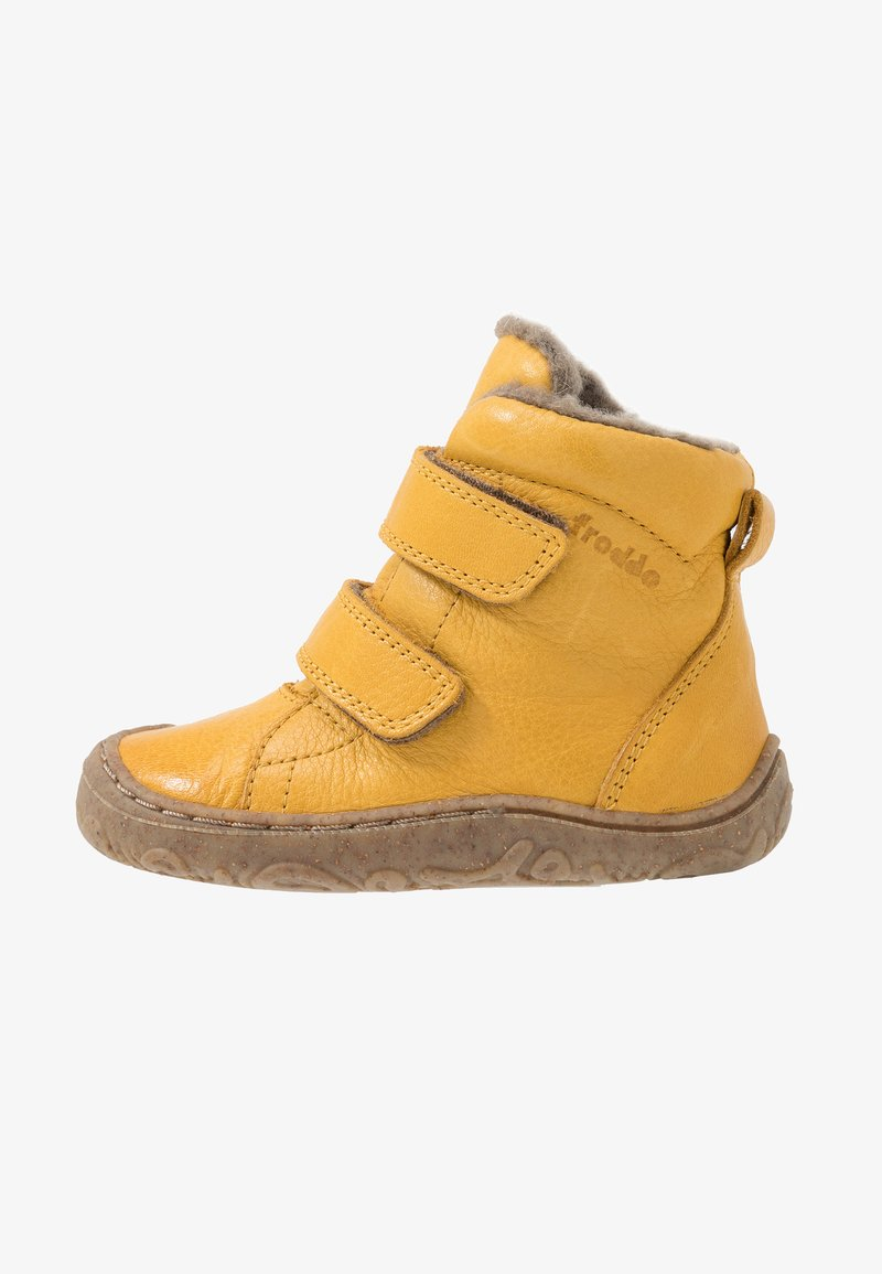 Froddo - Lær-at-gå-sko - yellow