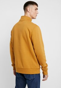 Converse - STAR CHEVRON HALF ZIP - Sweatshirt - wheat - 2