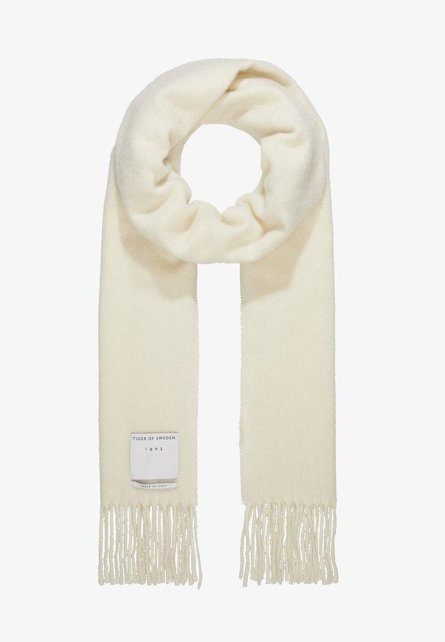 BERG - Scarf - soft white